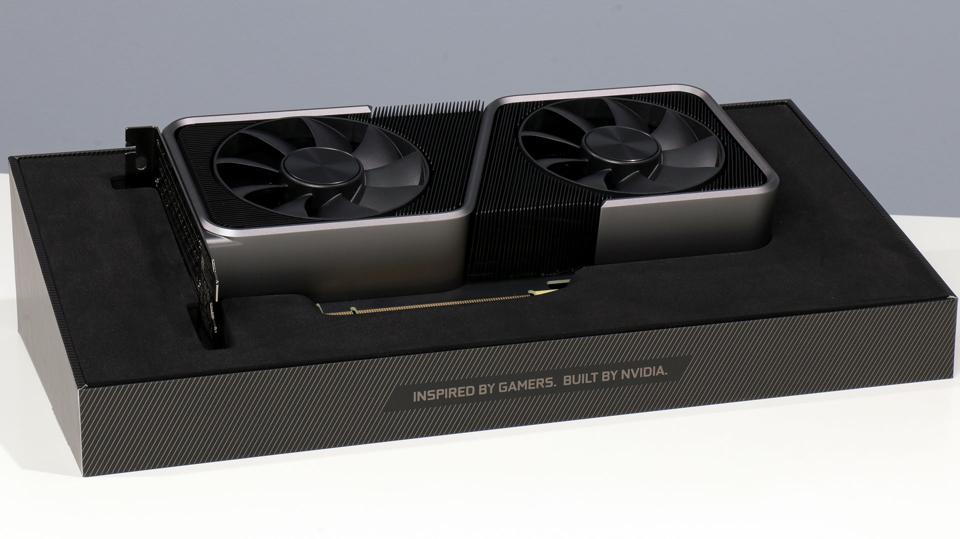 NVIDIA GeForce RTX 3070 Founder's Edition In Box