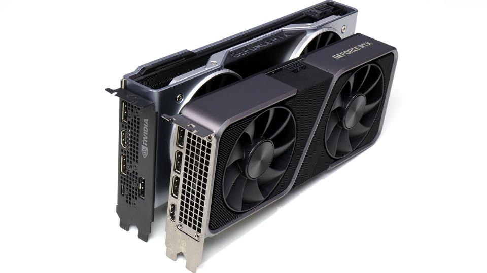 GeForce RTX 3070 Vs GeForce RTX 2080