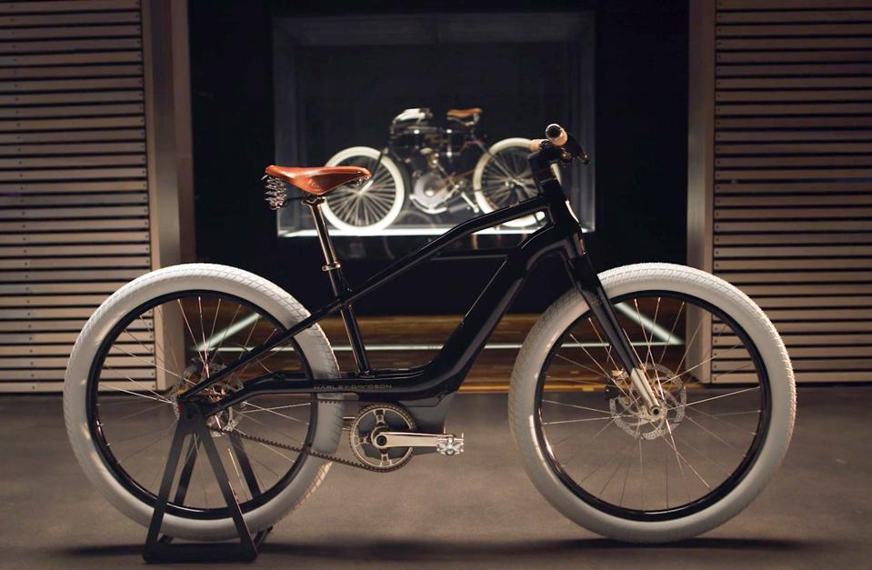 Serial 1 electric bicycle prototype