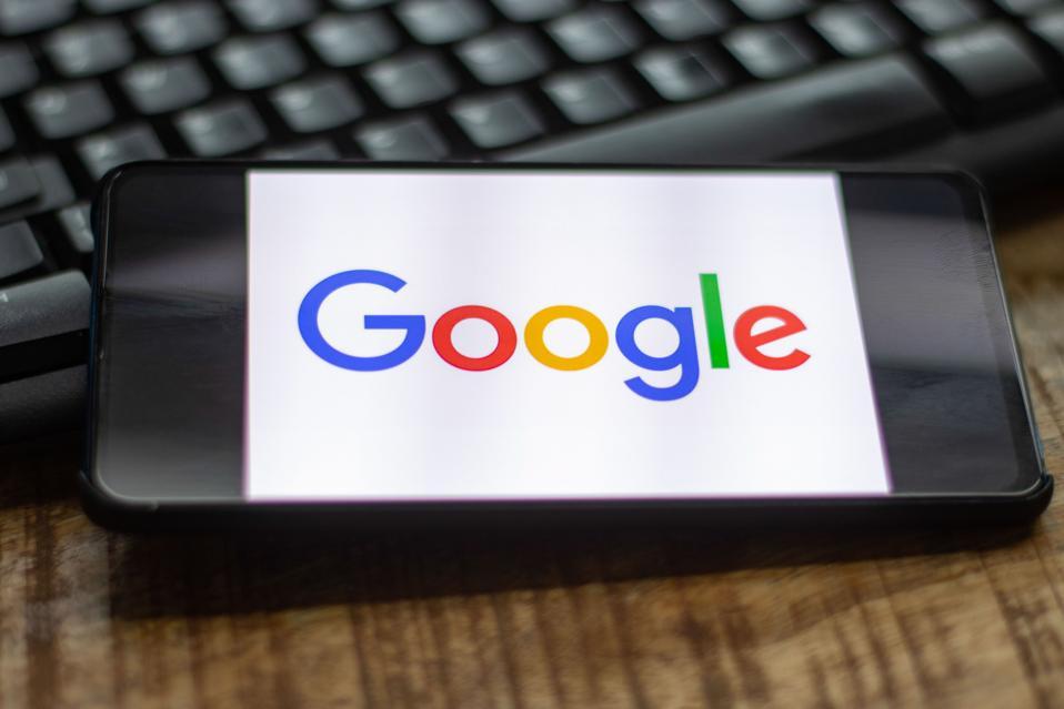 Illustration Of Google Logo