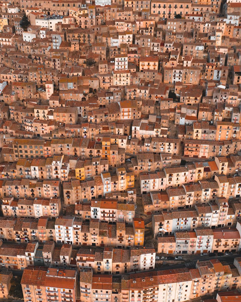 Digitally Enhanced photo Aerial Photography Awards 2020