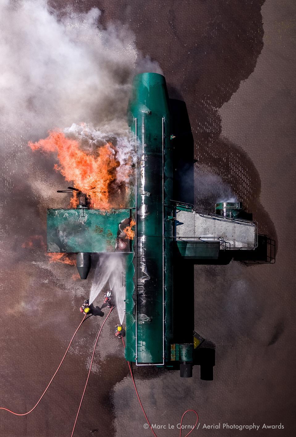 Documentary photo Aerial Photography Awards 2020