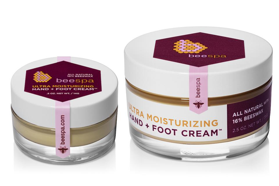 Moisturizing all in one cream ideal for grooming hair and keeping hands and feet hydrated.