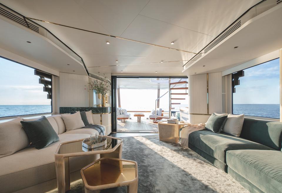 Azimut Yachts lance un nouveau modèle innovant à Fort Lauderdale | Azimut Magellano 25