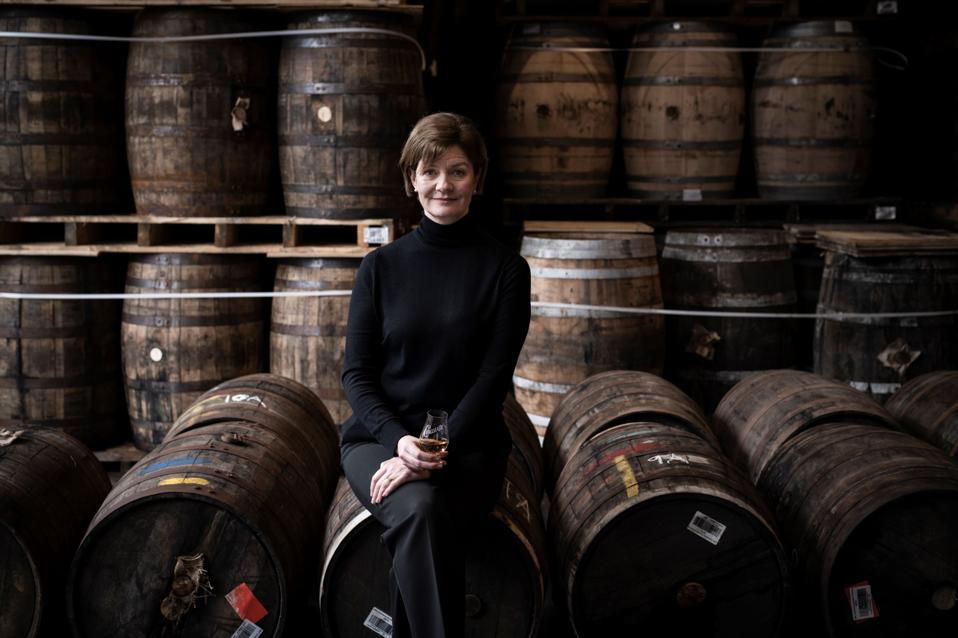 Aberfeldy Malt Master Stephanie Macleod