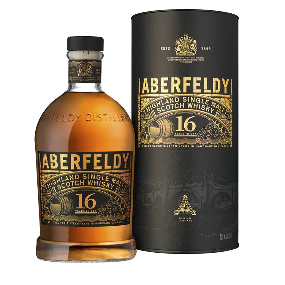 Aberfeldy 16 YO Single Malt Scotch Whisky