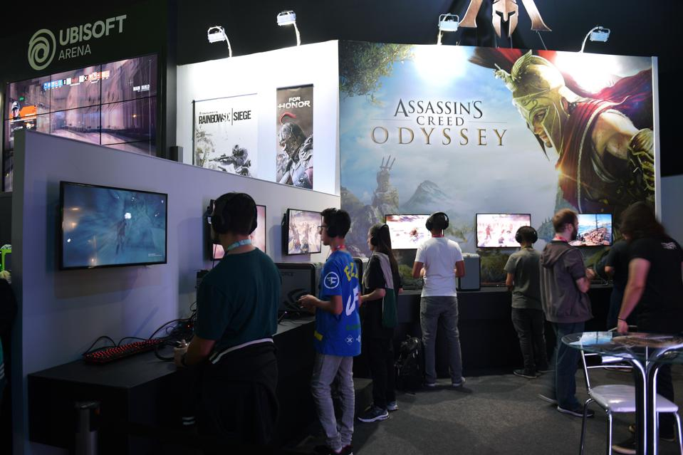 BRAZIL-ENTERTAINMENT-GAME XP