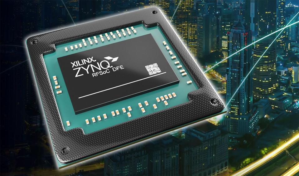 Xilinx Zynq RFSoC DFE