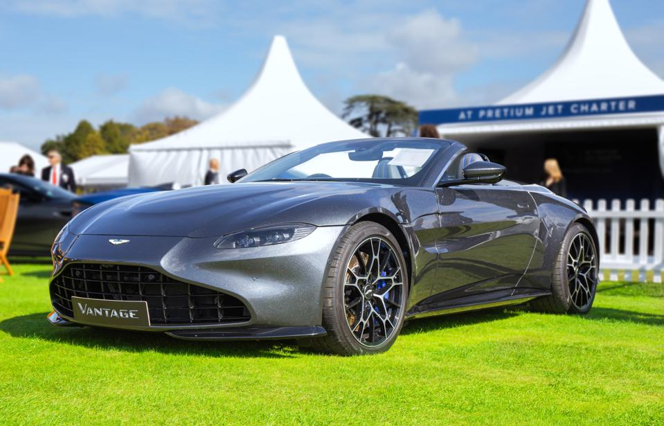 Mercedes To Significantly Increase Ownership Of Aston Martin