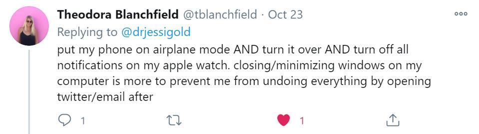 Tweet by @tblanchfield
