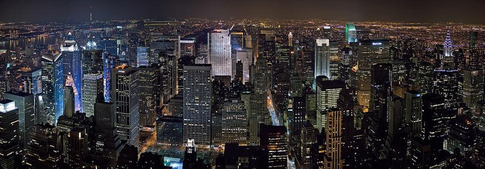 New York Midtown skyline