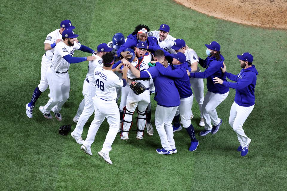 Justin Turner, Covid-19, Dodgers, MLB, Baseball, World Series, Coronavirus,