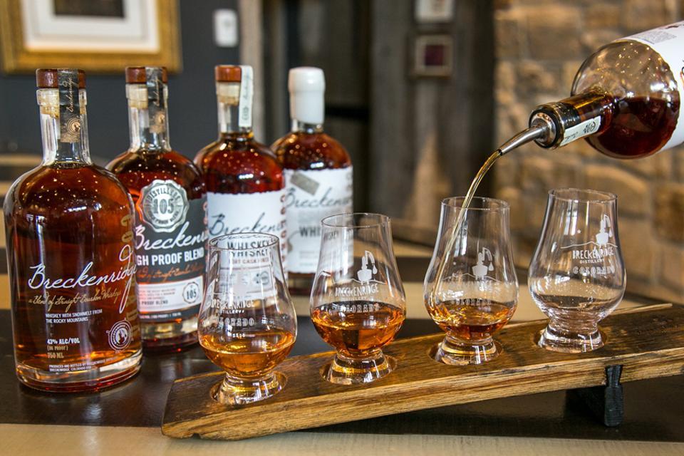 Breckenridge Distillery in Colorado