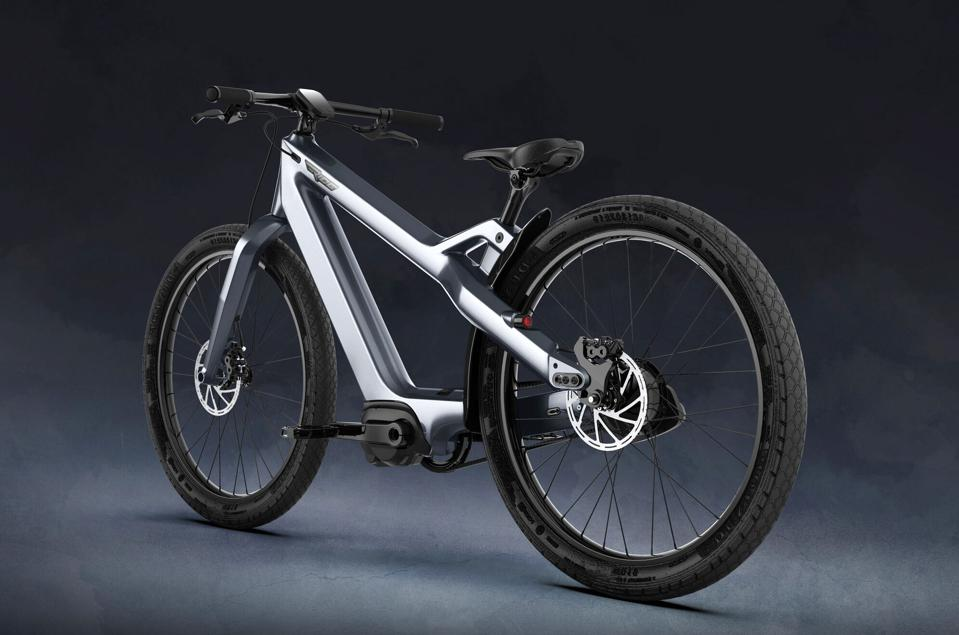 TheRide Radiant Carbon electric bicycle