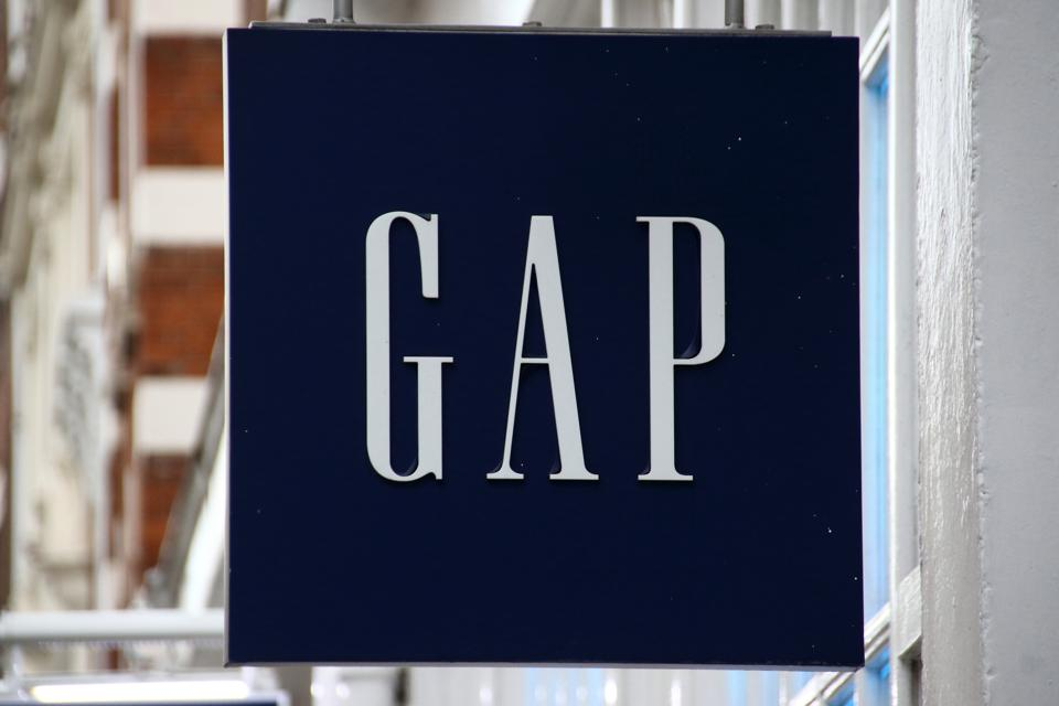 American worldwide clothing and accessories retailer, Gap...