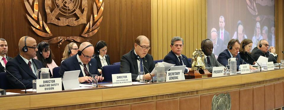 Not one senior member of the IMO have commented on the Wakashio oil spill, despite the IMO being the lead UN Agency where serious failings have been identified