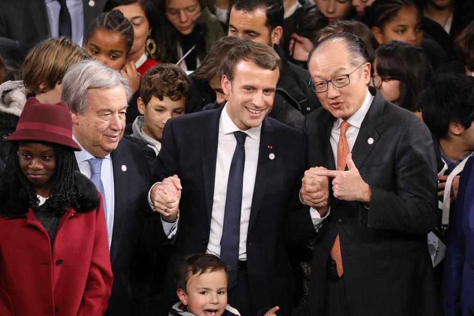 FRANCE-ENVIRONMENT-CLIMATE-WARMING-ENERGY-SUMMIT