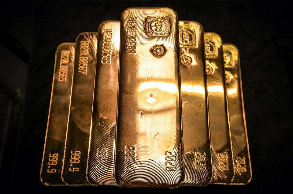AUSTRALIA-ECONOMY-COMMODITIES-MARKETS-METAL-GOLD