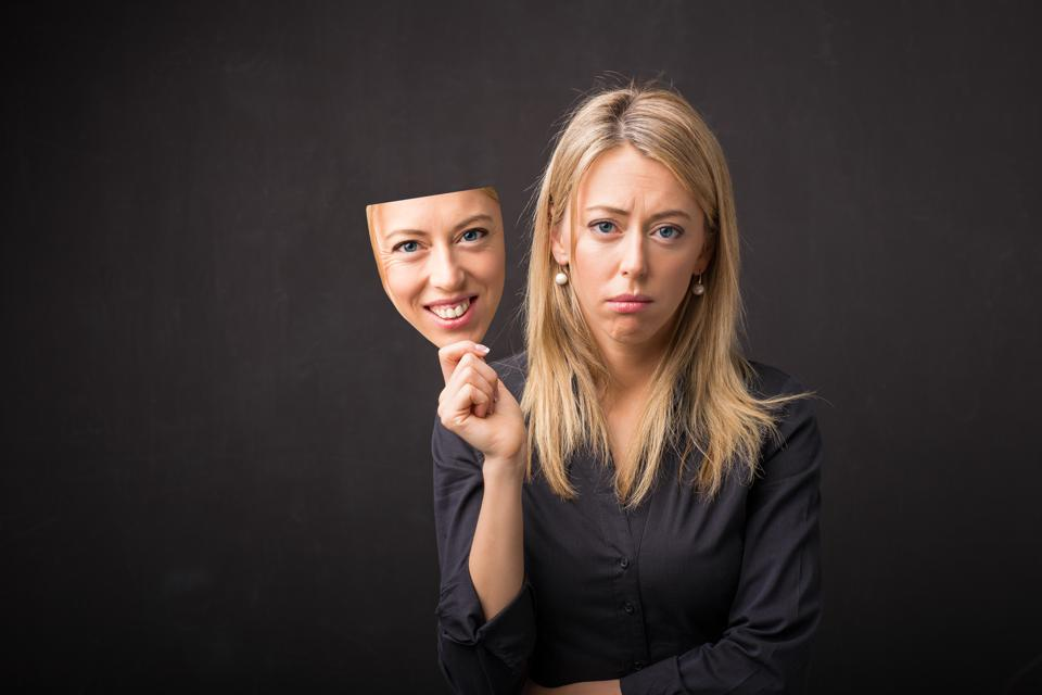 The ability to ″fake it″ is a critical ingredient of leadership talent.