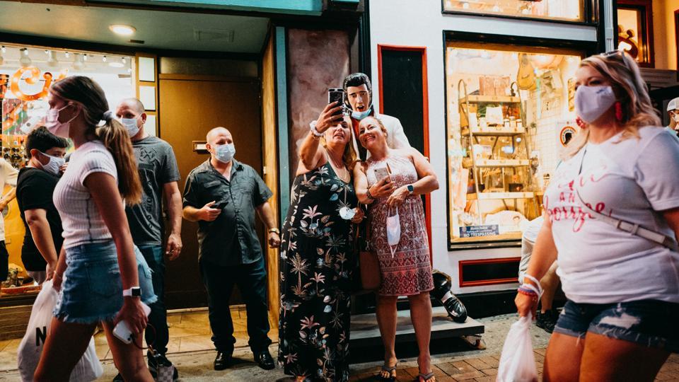 Daily Life In Nashville Amid Coronavirus Outbreak