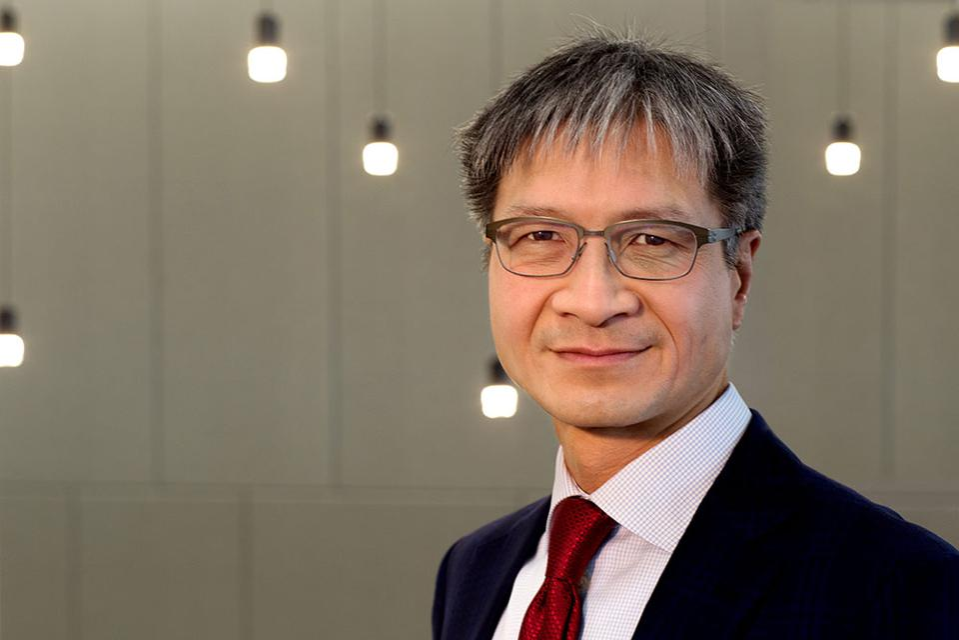 Xilinx CEO Victor Peng