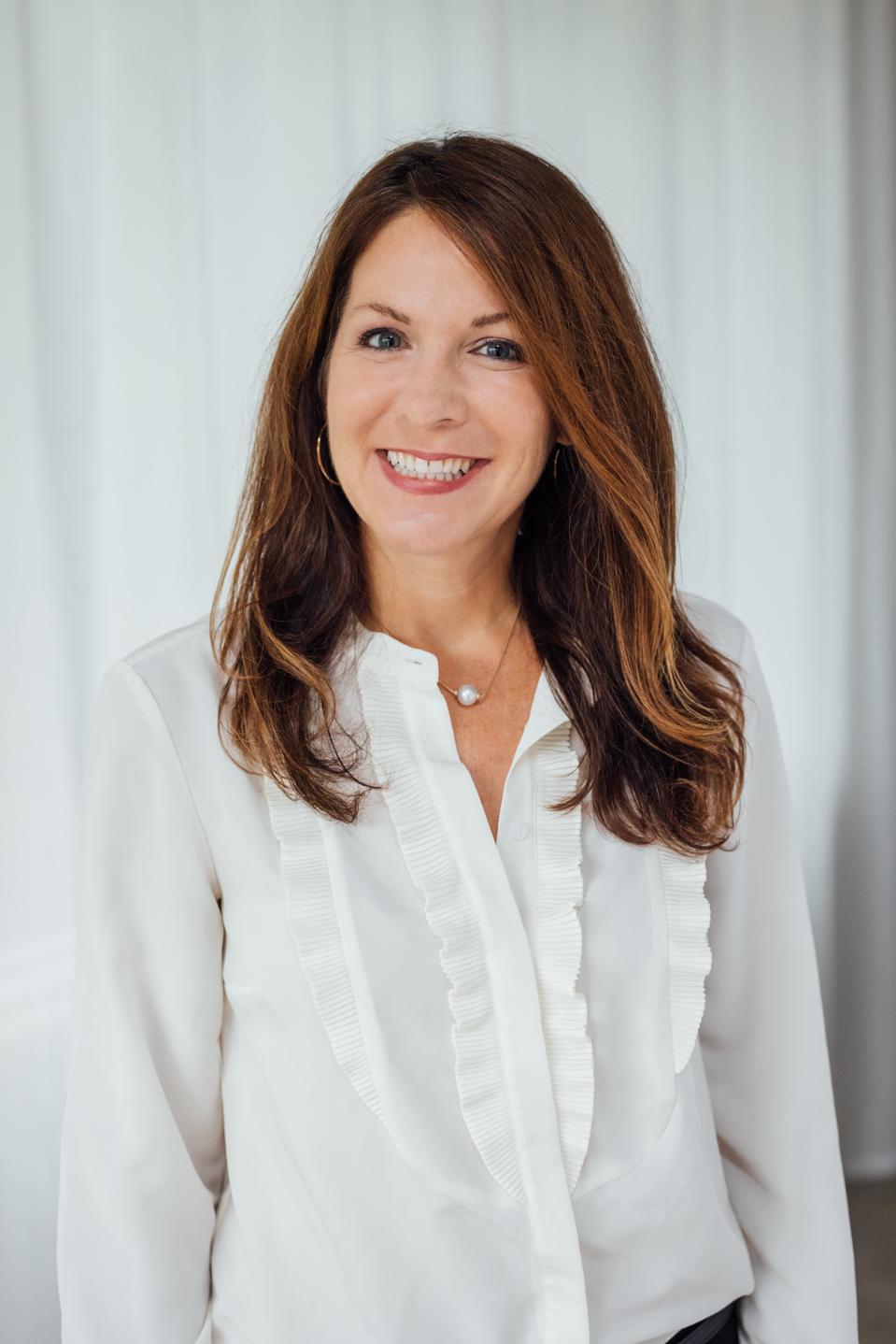 Nicole Richards, CEO of Allonnia.