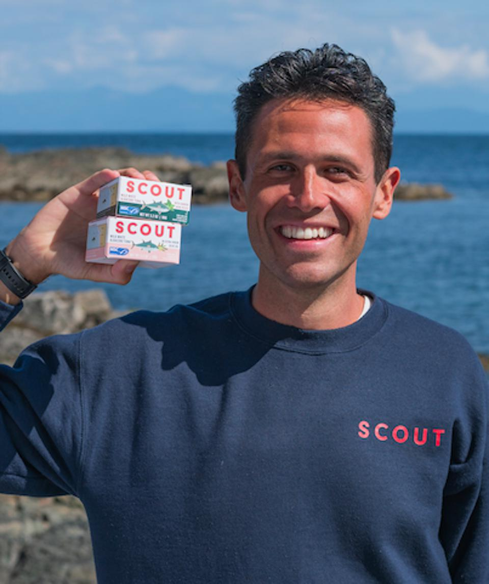 Adam Bent, Founder of Scout