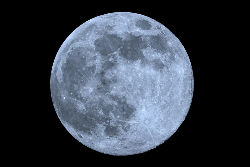 """Are you ready for a """"Hunter's Blue Blood"""" full Moon this Halloween?"""