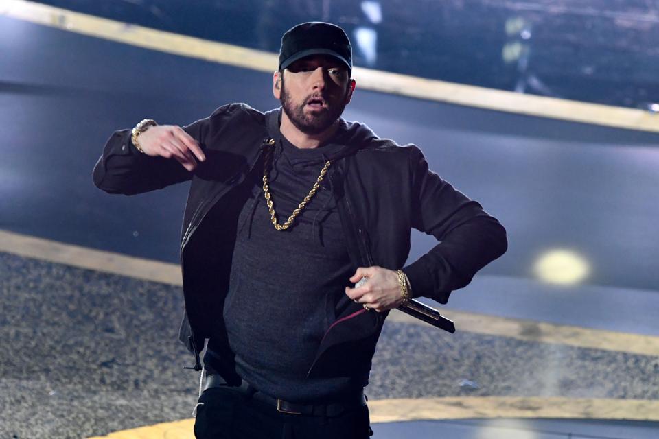Eminem's Till I Collapse passes 1 billion Spotify streams