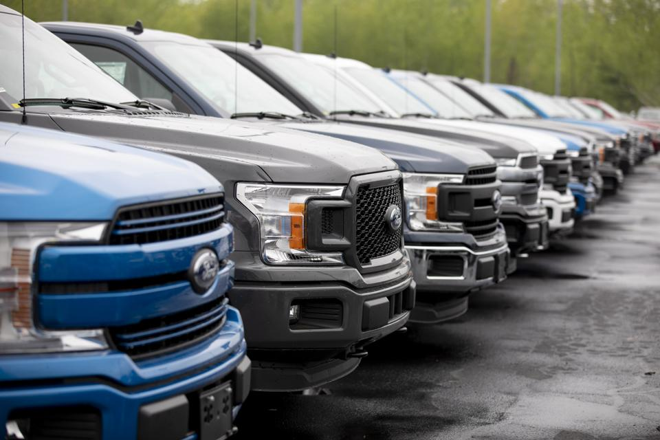 The study also showed younger pickup truck buyers may not be brand loyal