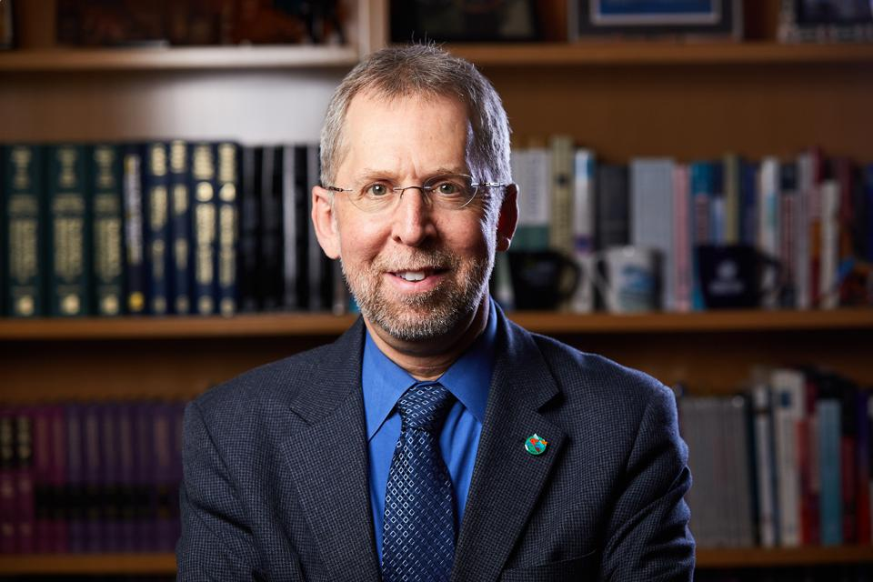 Dr. Eric Green, director of the National Human Genome Research Institute.