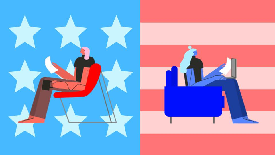 Conflicting political viewpoints in the workplace