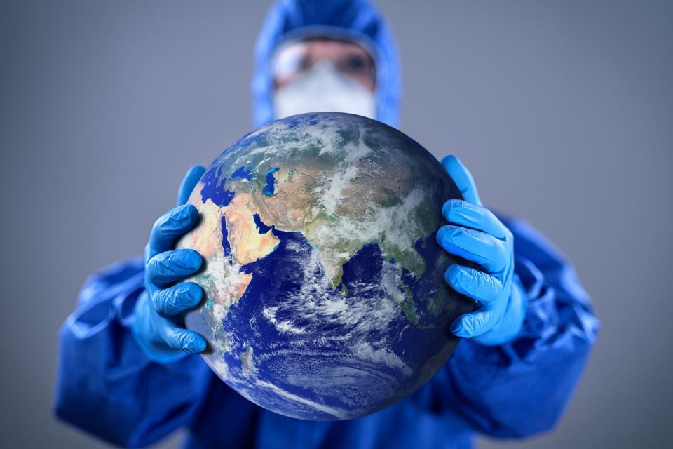 Protecting world from Coronavirus COVID 19 outbreak