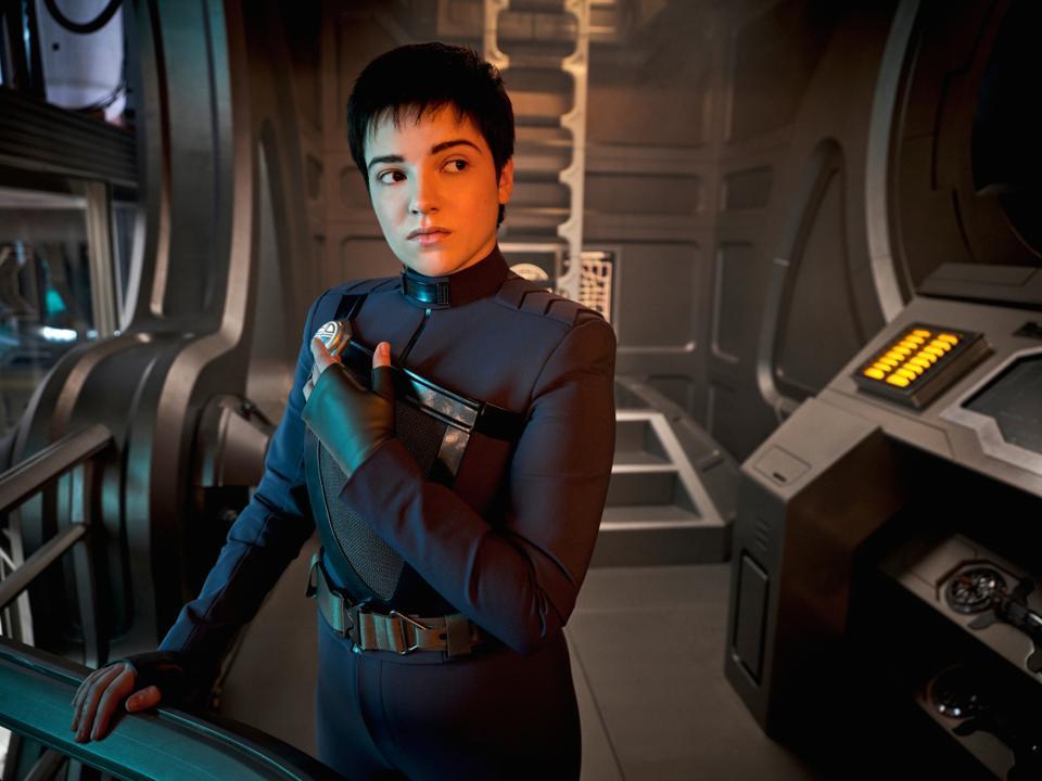 Blu del Barrio Adira Star Trek: Discovery CBS All Access