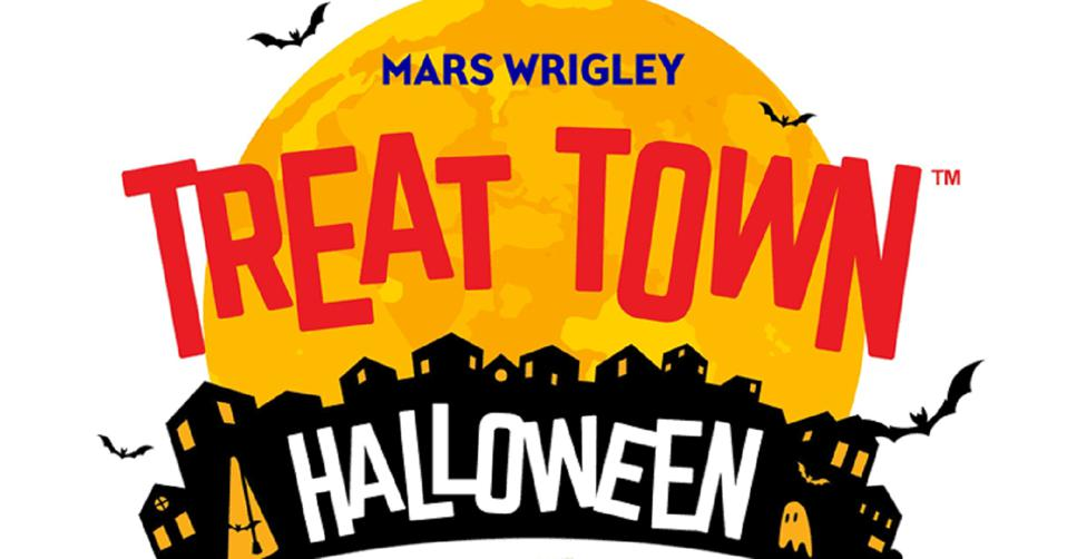 Treat Town enables virtual trick-or-treating