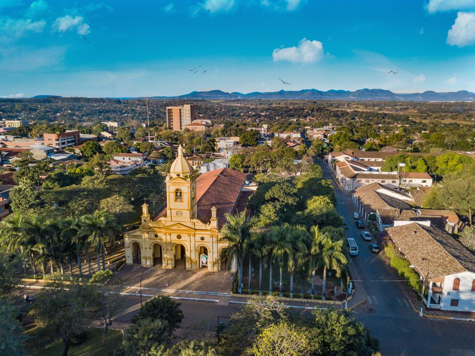 Villarrica Paraguay leaves the United States