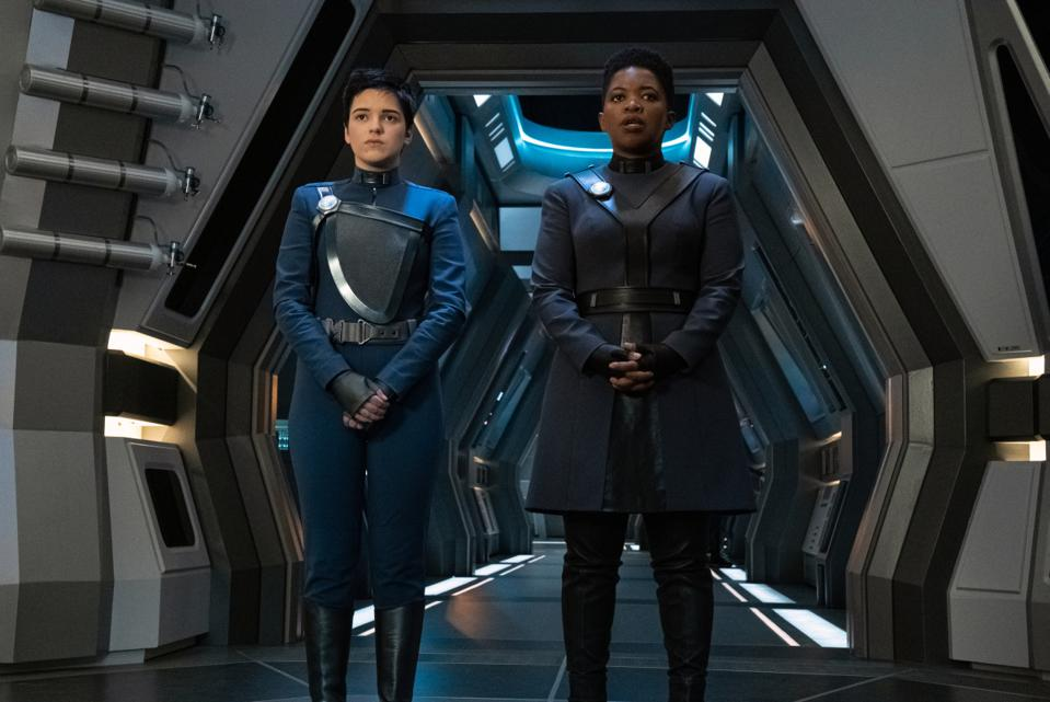 Blu del Barrio Phumzile Sitole Star Trek Discovery CBS All Access