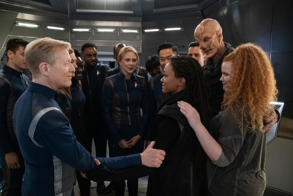 Star Trek Discovery CBS All Access