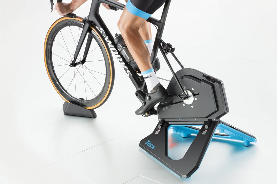 A promo image of the Tacx Neo 2T.