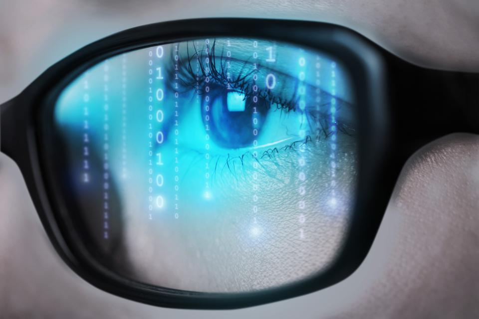 New study suggests blue light glasses can make a difference.