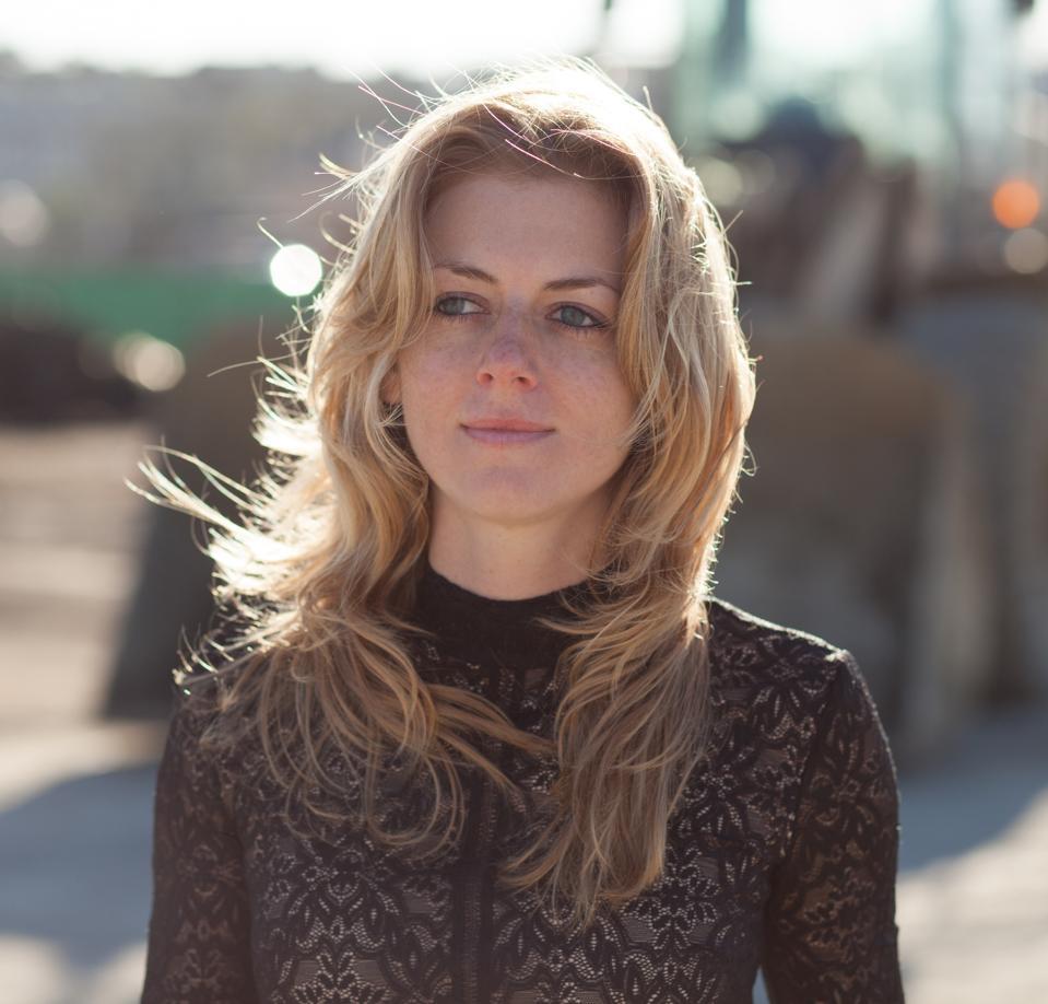Picture of Jessica McKellar outside