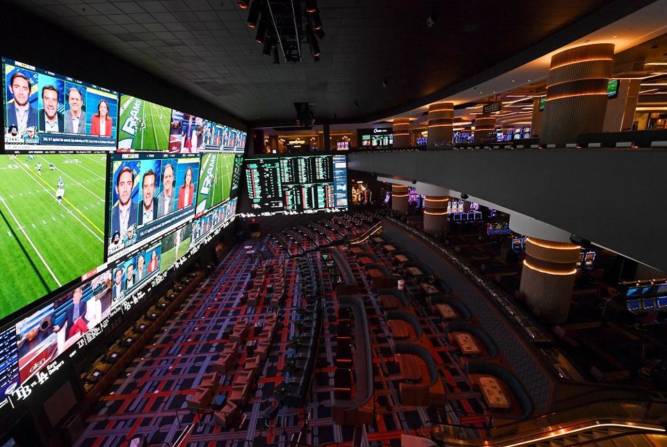 World's largest sports betting at Circa Casino Las Vegas.