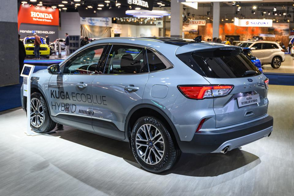 A fire-related delivery stop turned the Kuga PHEV from a savior to a problem in Europe.
