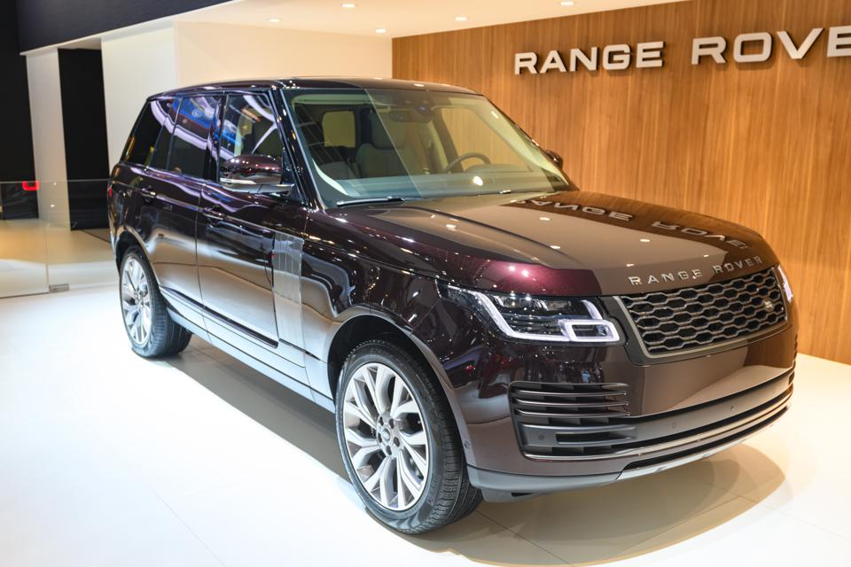 Range Rover owner JLR has plenty of hybrids and a BEV, but will still miss its 2020 target