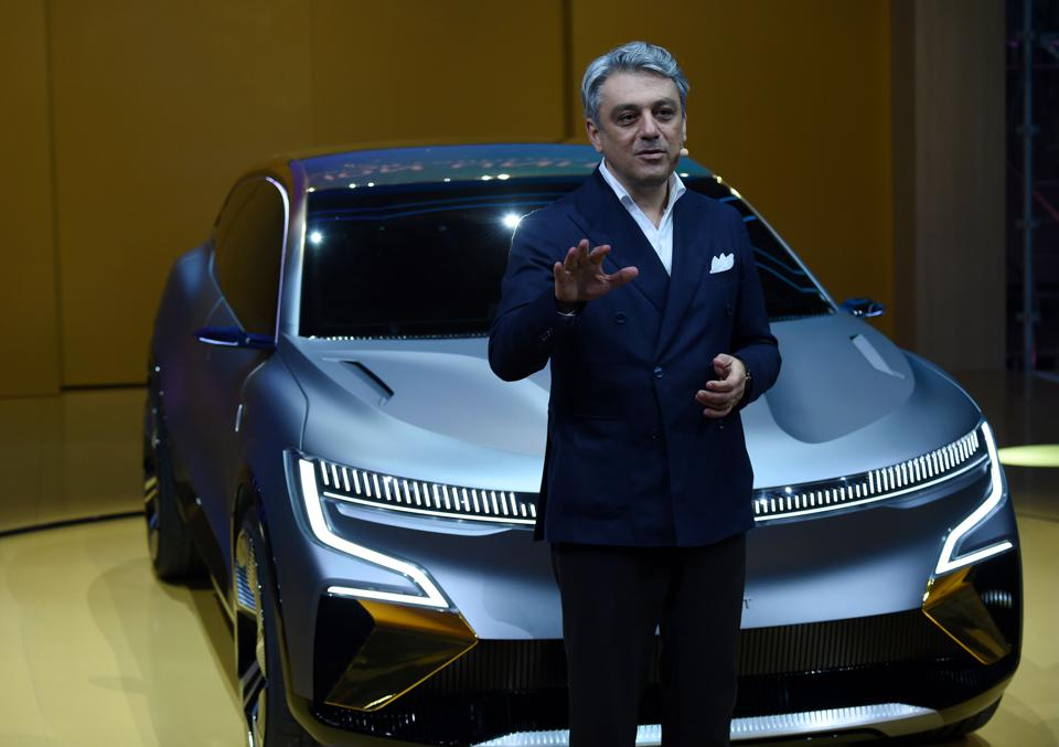 Renault CEO Luca de Meo has emission credits to spare, just when everybody wants them.