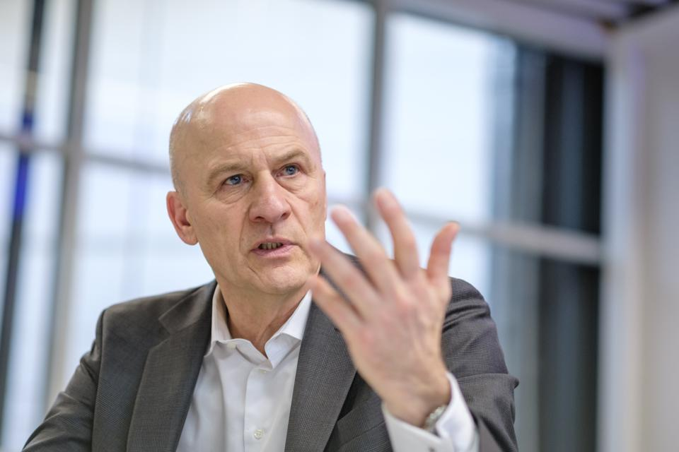 ″This (Covid-19) situation is anything but relaxed,″ Volkswagen CFO Frank Witter warned.