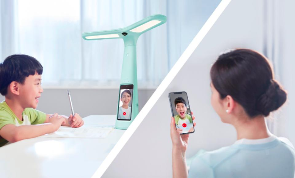TikTok owner ByteDance is launching a smart lamp for school kids to do homework with ... while their parents watch via camera.