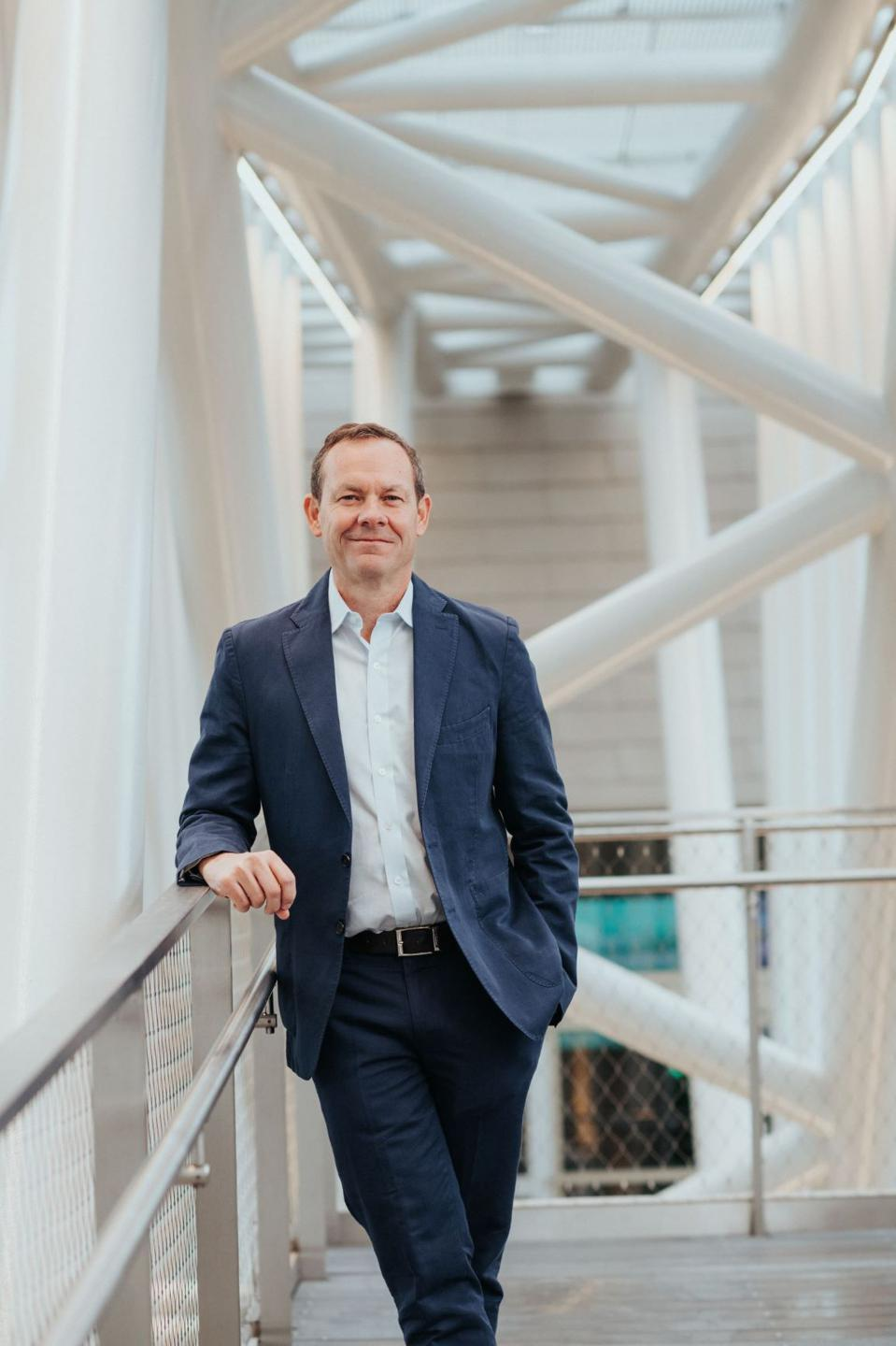 Envestnet Co-Founder and CEO Bill Crager