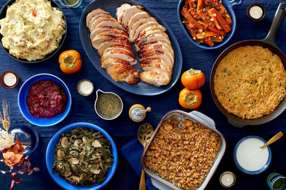 Blue Apron Thanksgiving Dinner Kit