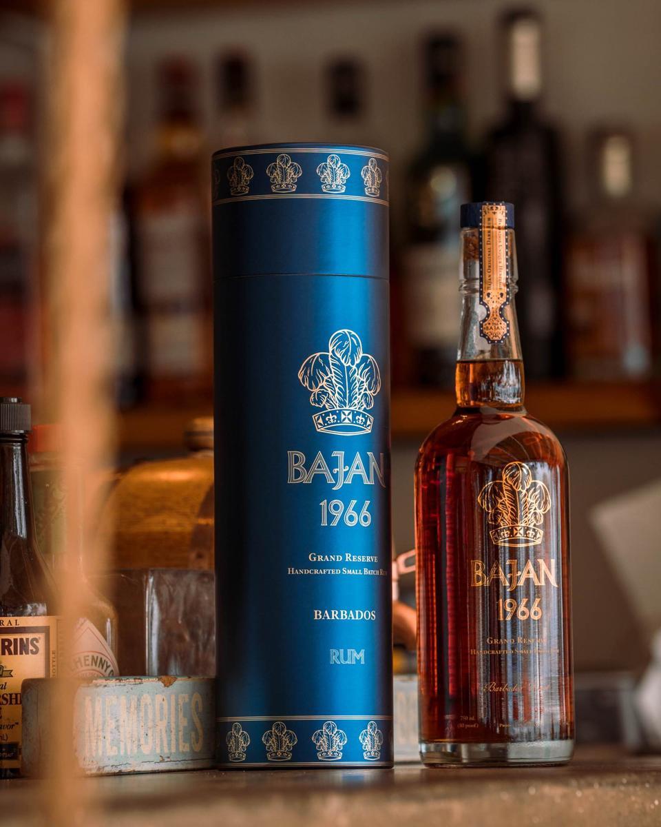Bajan 1966 rum